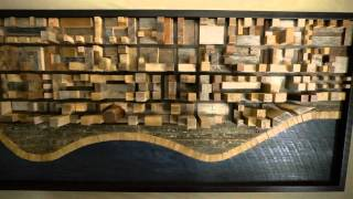 Craig Forget Reclaimed Wood Artist