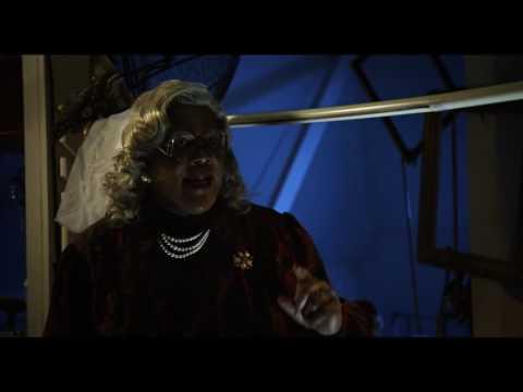 Tyler Perry's Boo A Madea Halloween clip   Attic Clown