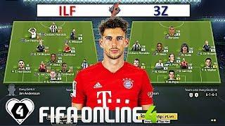 FIFA ONLINE 4 |  360 Phút NGHẸT THỞ & LOẠT Penalty ĐỊNH MỆNH: I Love Vs 3Z | Giải Đấu ILFSTC