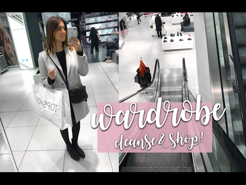 WARDROBE CLEANSE & SHOP | Lily Pebbles