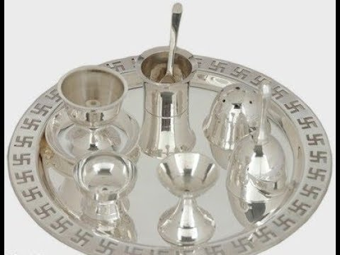 THE BEST WAY TO POLISH & CLEAN SILVER HOW TO CLEAN SILVER VESSELS AT HOME