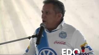 LOBOS BUAP PUEBLA FC FIRMAN CONVENIO