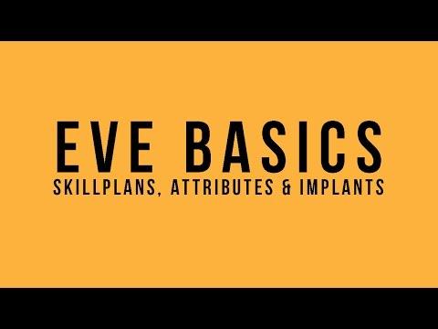 EVE Basics: Skillplans, Attributes & Implants