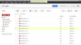 Host Website Using Google Drive