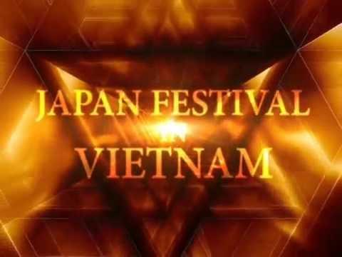 AUBE Beauty Salon Hair Show - Japan Festival in Vietnam, 2015/11/14
