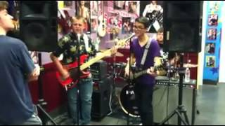 "The Busters ""All The Small Things"" at Archie's Ice Cream in Tustin,Ca - 8/1/13 Thumbnail"