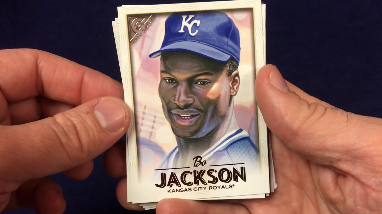 First Look 2018 Topps Gallery Baseball Pack Rip