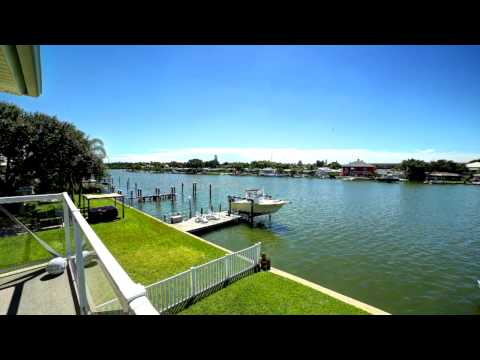 Beautiful Waterfront Home at 331 La Hacienda Dr Indian Rocks Beach, FL 33785