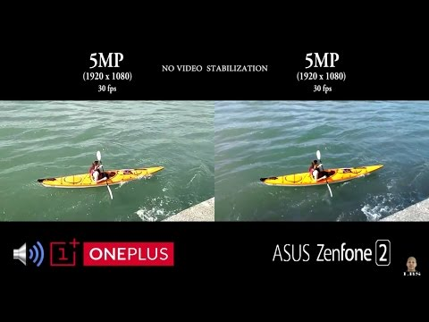 OnePlus One vs Asus ZenFone 2 - Front Facing Camera Test Battle