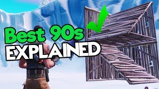 How to do 90s on CONTROLLER! (PS4/XBOX 90s Fortnite Guide) FAST Console 90s EXPLAINED!