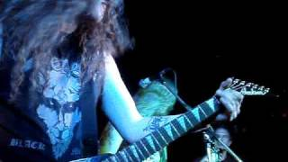 Obliteration - Nekropsalms Evoke the Frozen Age (London - Live Evil 2010)