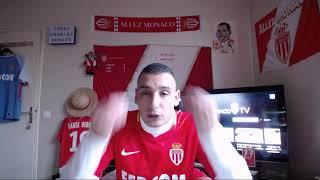 Tarek debrief Monaco-Lyon 2-3