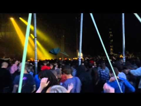 Kode9 @ Dour Festival 2011
