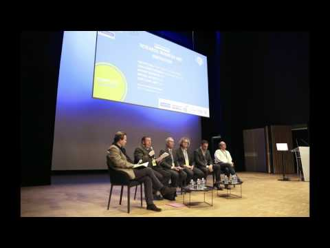 06 Round table Research, business and innovation, chaired by Nicolas Arpagian