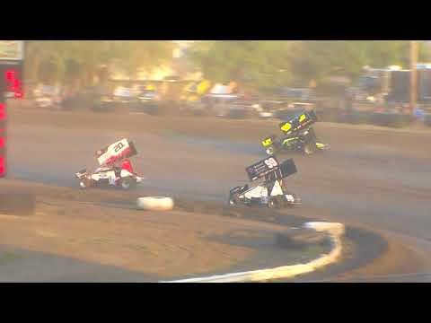 Nodak Speedway Sprint Car Heats (Motor Magic Night #1) (9/2/17)