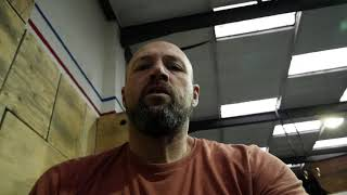 Seated Piriformis Stretch - On Floor - Dave CrossFit DHM Durham