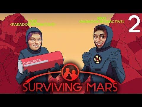 Surviving Mars Let