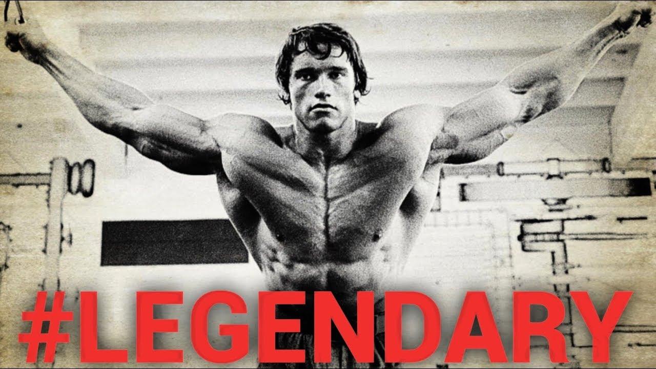 Arnold Schwarzenegger How To Become A Winner Motivational Video
