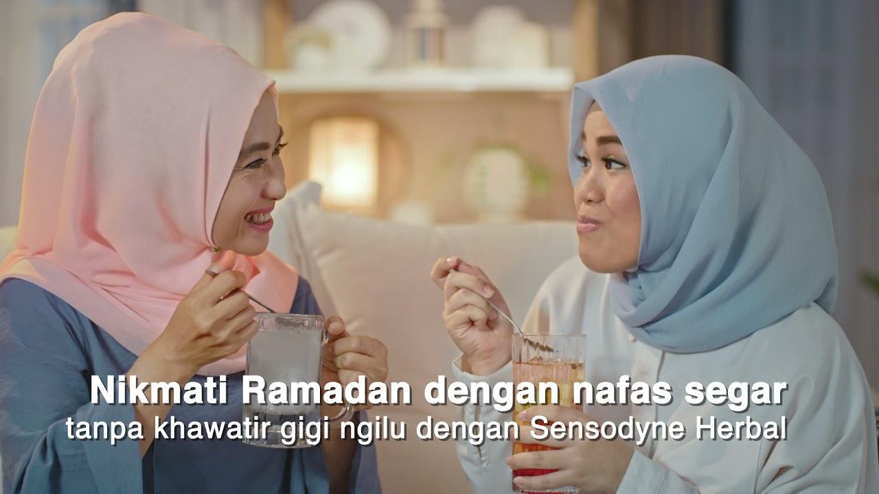 Sensodyne Ramadan 2021 - Tante Galak (6s ver. 1)