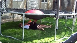 Repeat youtube video Kids DRENCHED By Water Balloon | Revenge of the Dad