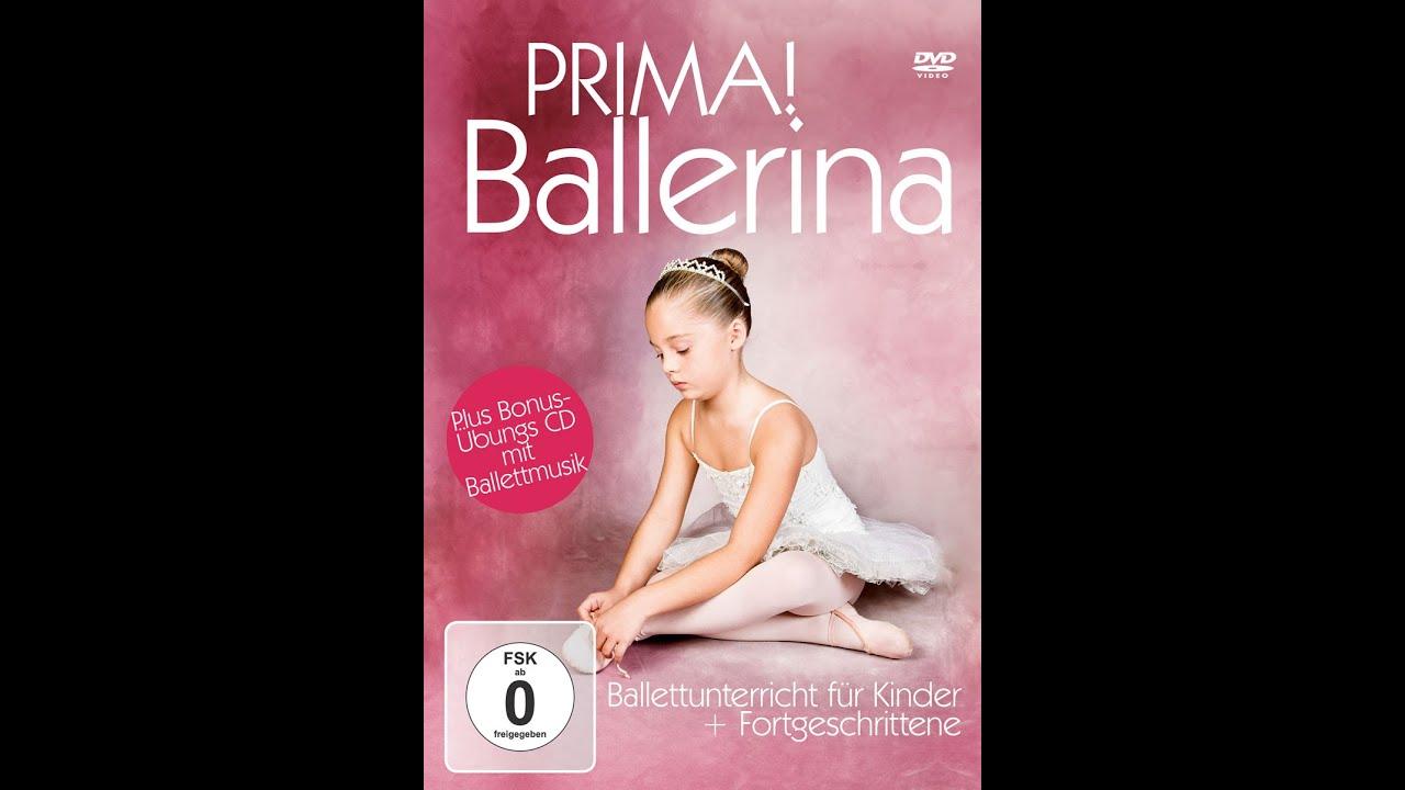 Prima! Ballerina! Ballettunterricht Für Kinder Part 1