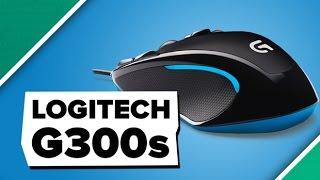 обзор logitech g300s