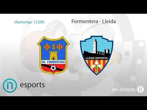 Esports IB3 // Formentera - Lleida
