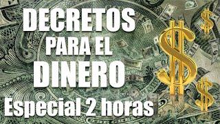 Decretos PODEROSOS para el Dinero dirigidos al Subconsciente (Especial 2 horas)