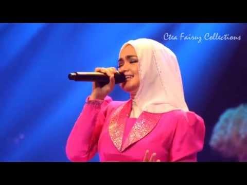 Siti Nurhaliza-Medley Seindah Biasa, Ku Mahu & Pendirianku 2014