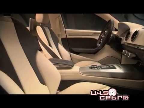 Audi A3 Concept & Audi A3 E-Tron