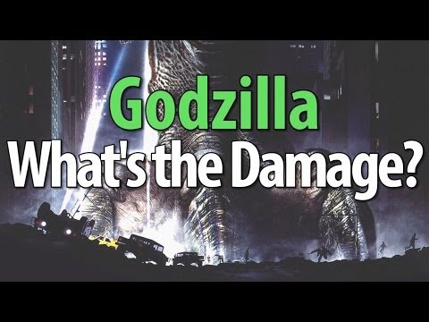 What's The Damage – CinemaSins & Vsauce 3 Celebrate Godzilla