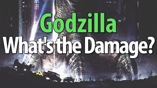 Whats The Damage - CinemaSins  Vsauce 3 Celebrate Godzilla