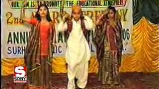 Sindh Culture Song By Surhan Public School Larkana Sindh.flv