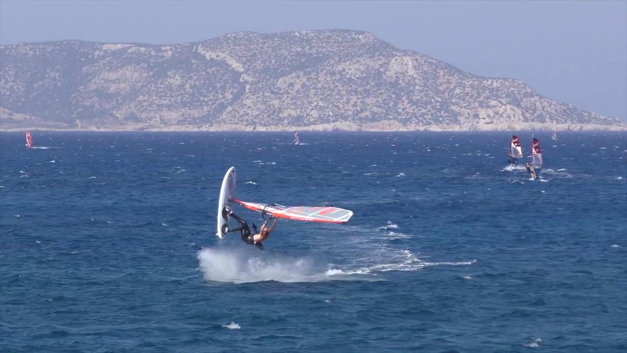A summer trip to Karpathos with Mathias Genkel - Video