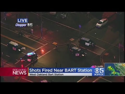 Officer-Involved Shooting Reported Outside West Oakland BART Station