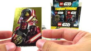 LEGO Star Wars Trading Card Collection Serie 1 / Display Unboxing / 50 Booster / Pack Opening