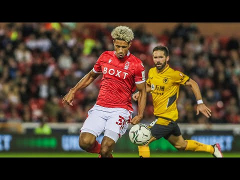 Nottingham Forest Wolves Goals And Highlights