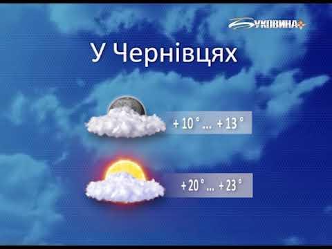 ТРК Буковина: Погода на 17 вересня