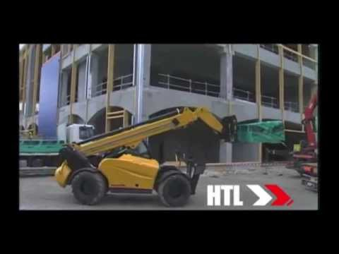 Haulotte Telehandlers: Material and People Lifting Equipment