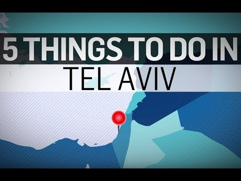 5 Things to Do in Tel Aviv | Travel + Leisure