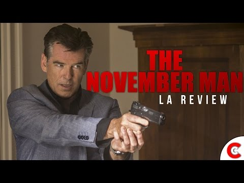 Critique du film THE NOVEMBER MAN - La Review #6