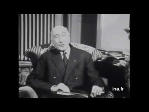 """GUERRE D'ALGERIE: François Mauriac et """"Le nouveau bloc-notes 1961-1964"""""""