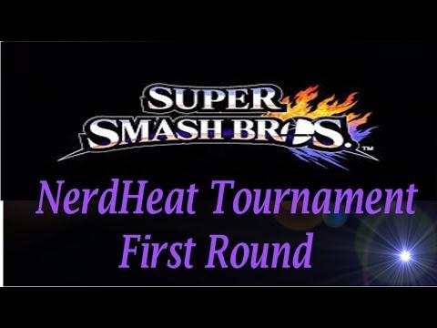 Rational(?) NerdHeat: Super Smash Bros First Round