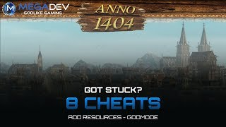 Anno 1404: Resources, Godmode, ... | Trainer by MegaDev