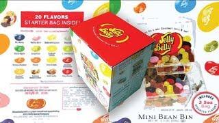 Cute Jelly Beans Mini Bean Bin!