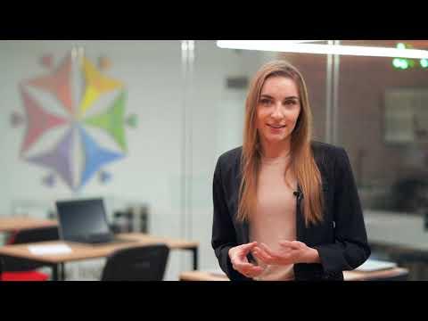 #TekwillPeople. Corina Damaschin, despre anul 2020 la Tekwill Academy