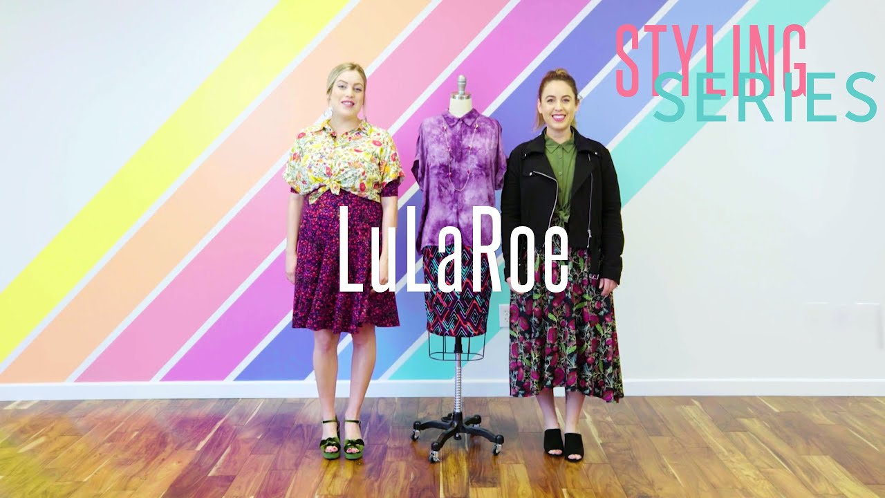 31969ceaecb8da LuLaRoe // Styling Series: Amy Shirt - YouTube