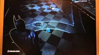 02) Batman Arkham City - Save Catwoman 2 / Scan Crime Scene 1