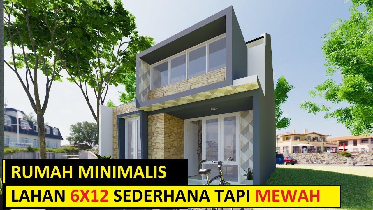 Desain Rumah Minimalis 2020 - YouTube