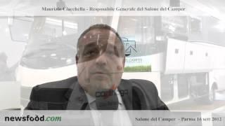 Salone del Camper di Parma 2012: Maurizio Ciacchella, Brand Manager